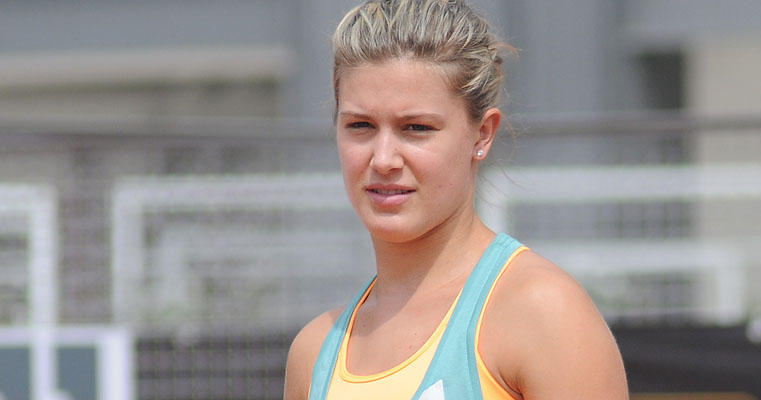 Eugenie Bouchard (Foto: Tatiana - https://www.flickr.com/photos/kulitat/ - CC BY-SA 2.0)