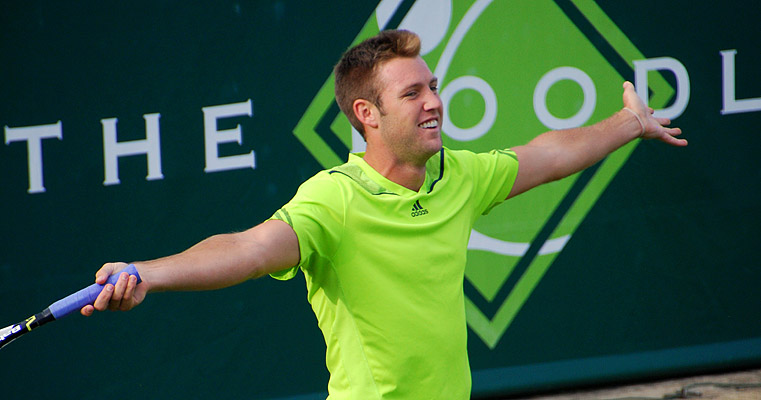 Jack Sock (Foto: Carine 06 - https://www.flickr.com/photos/43555660@N00/ - CC BY-SA 2.0)
