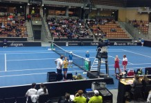 Fed Cup i Helsingborg (Foto: Emma Nyqvist)