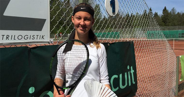 Julia Rosenqvist i dubbla finaler i Värnamo