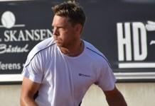 Johan Brunström (Foto: Henrik Gustavsson/SweTennis)