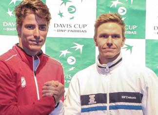 Andreas Bjerrehus och Markus Eriksson (Foto: Peter Tvermoes/DTF)