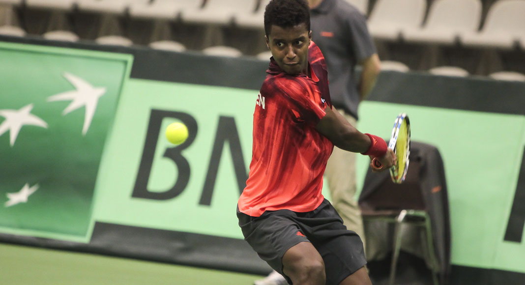 Mikael Ymer (Foto: Peter Tvermoes/DTF)