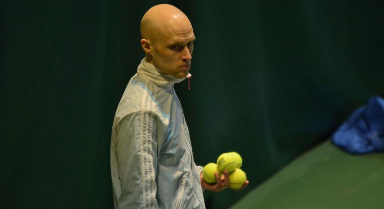 Dan Eklund (Foto: Henrik Gustavsson/SweTennis)
