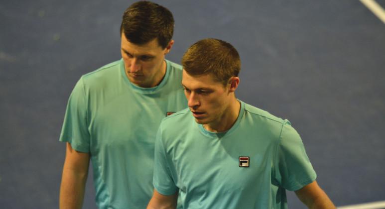 Ken Skupski och Neal Skupski (Foto: Henrik Gustavsson/SweTennis)