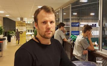 Fredrik Weibull (Foto: Henrik Gustavsson/SweTennis)