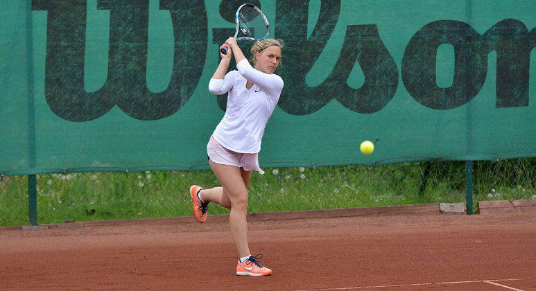 Emmy Thomasson (Foto: Henrik Gustavsson/SweTennis)