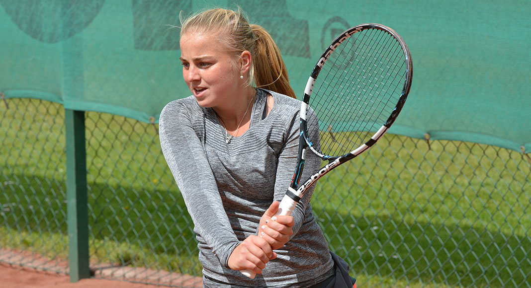 Sandra Örtevall (Foto: Henrik Gustavsson/SweTennis)