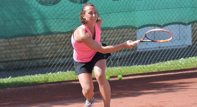 Valeria Berner (Foto: Henrik Gustavsson/SweTennis)