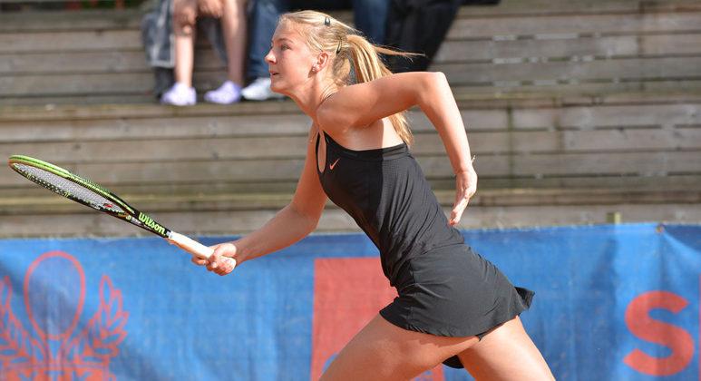 Julia Rosenqvist (Foto: Henrik Gustavsson/SweTennis)