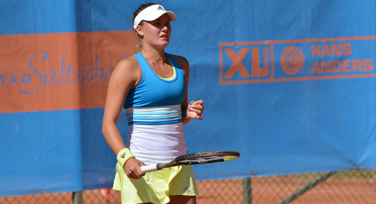 Kajsa Rinaldo Persson (Foto: Henrik Gustavsson/SweTennis)