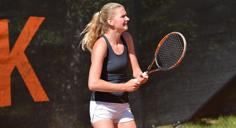 Matilda Lenngren (Foto: Henrik Gustavsson/SweTennis)