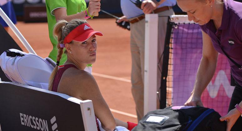 Angelique Kerber (Foto: Henrik Gustavsson/SweTennis)