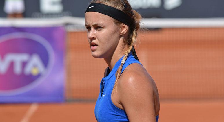 Anna Karolina Schmiedlova (Foto: Henrik Gustavsson/SweTennis)