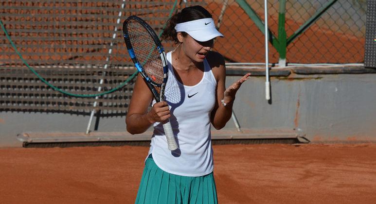Elizaveta Kulichkova (Foto: Henrik Gustavsson/SweTennis)