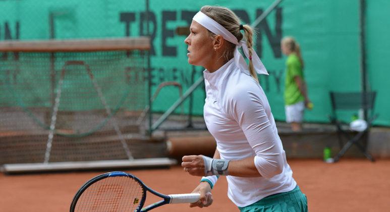 Lucie Hradecka (Foto: Henrik Gustavsson/SweTennis)
