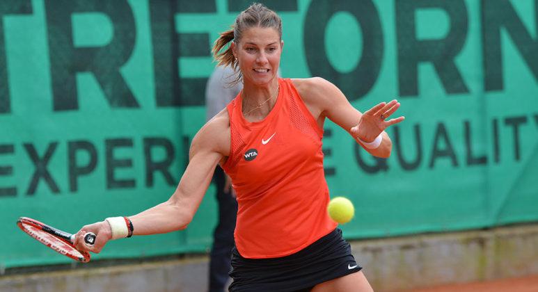 Maria Sakkari (Foto: Henrik Gustavsson/SweTennis)