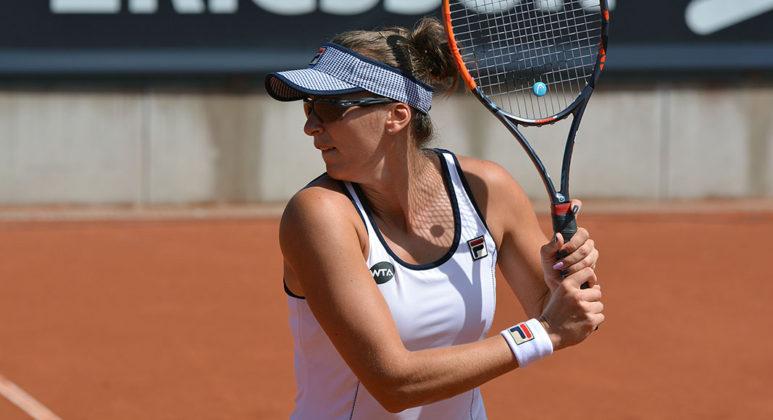 Yaroslava Shvedova (Foto: Henrik Gustavsson/SweTennis)