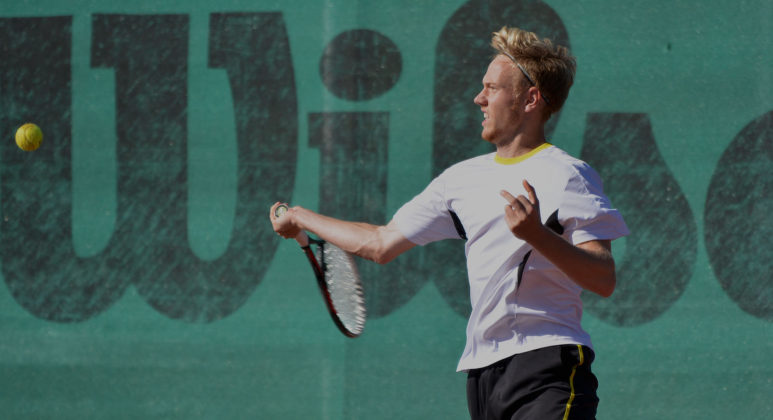 Daniel Windahl (Foto: Henrik Gustavsson/SweTennis)