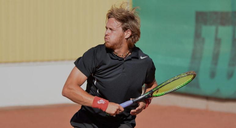 Jonathan Stenberg (Foto: Henrik Gustavsson/SweTennis)