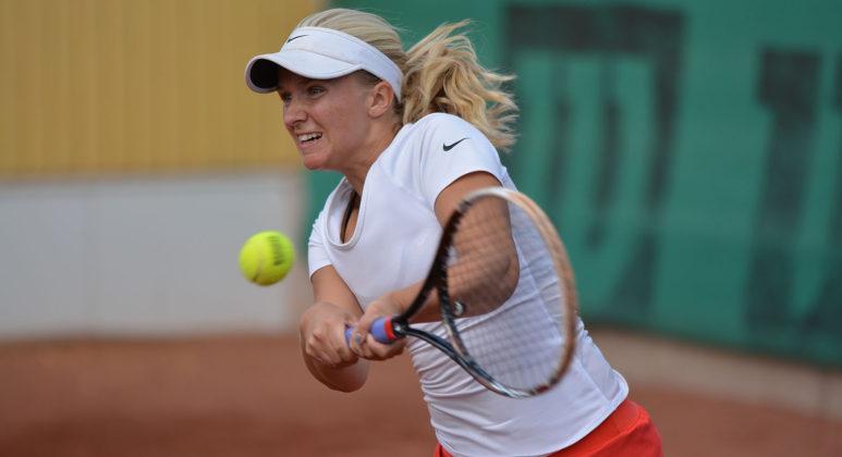Olivia Larsson (Foto: Henrik Gustavsson/SweTennis)