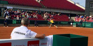 Davis Cup i Båstad (Foto: Emil Holmgren)