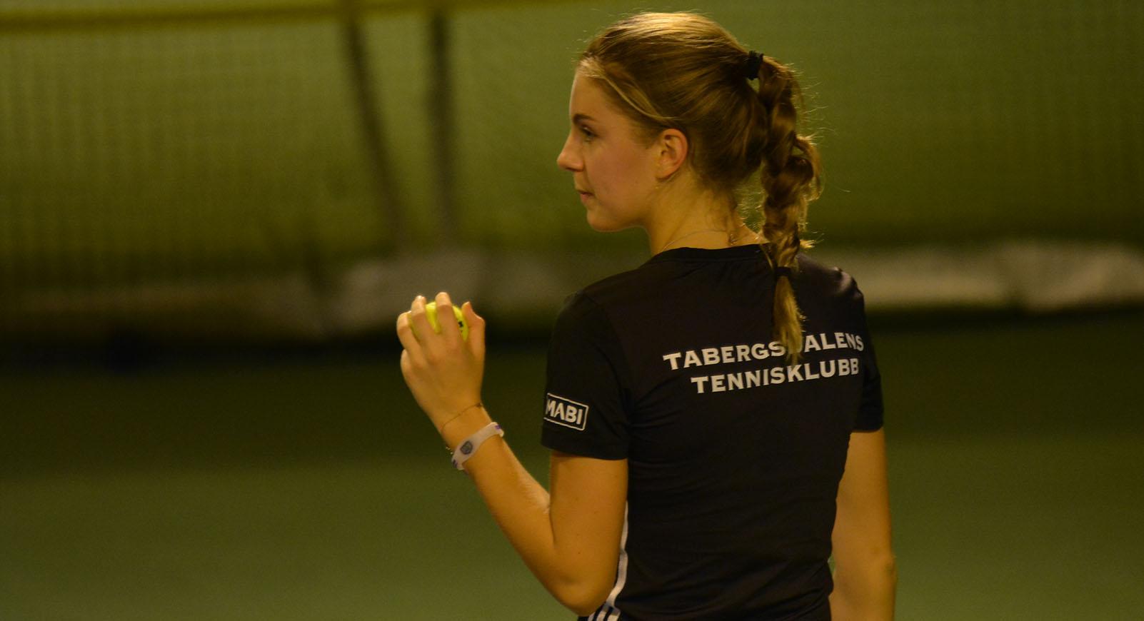 Alexandra Viktorovitch (Foto: Henrik Gustavsson/SweTennis)