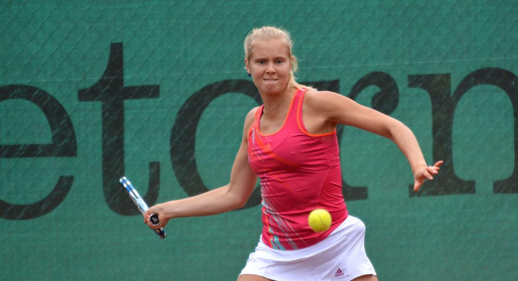 Ellen Allgurin (Foto: Henrik Gustavsson/SweTennis)