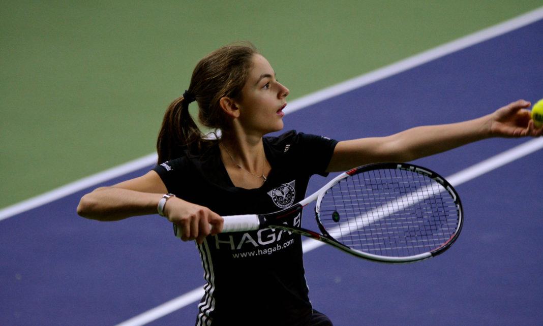 Klara Milicivic (Foto: Henrik Gustavsson/SweTennis)