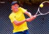 Leo Borg (Foto: Richard van Loon, Tennisfoto.net)