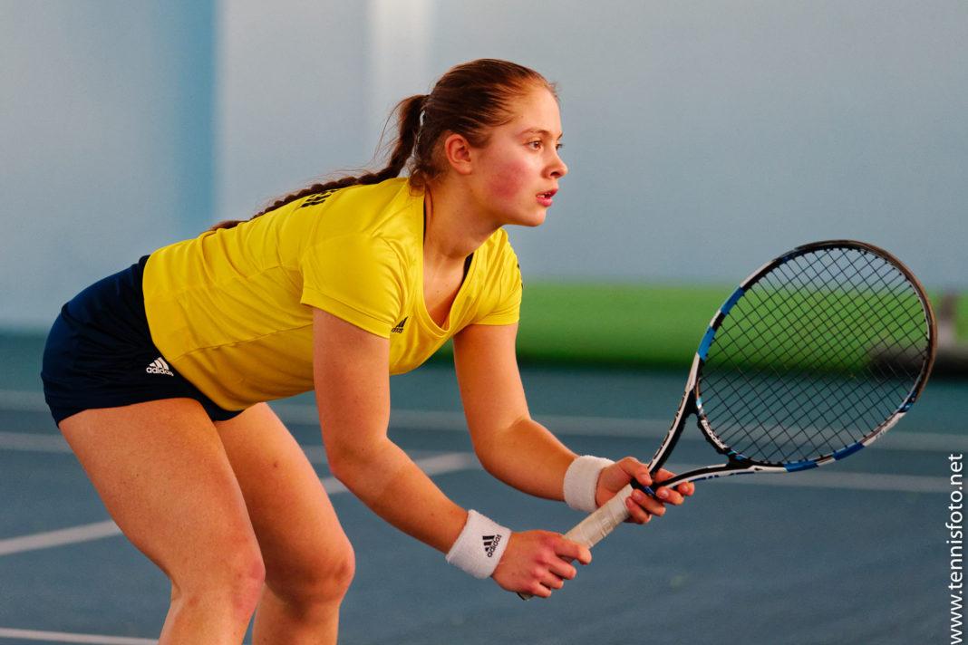 Nadia Mezan (Foto: Richard van Loon - tennisfoto.net)