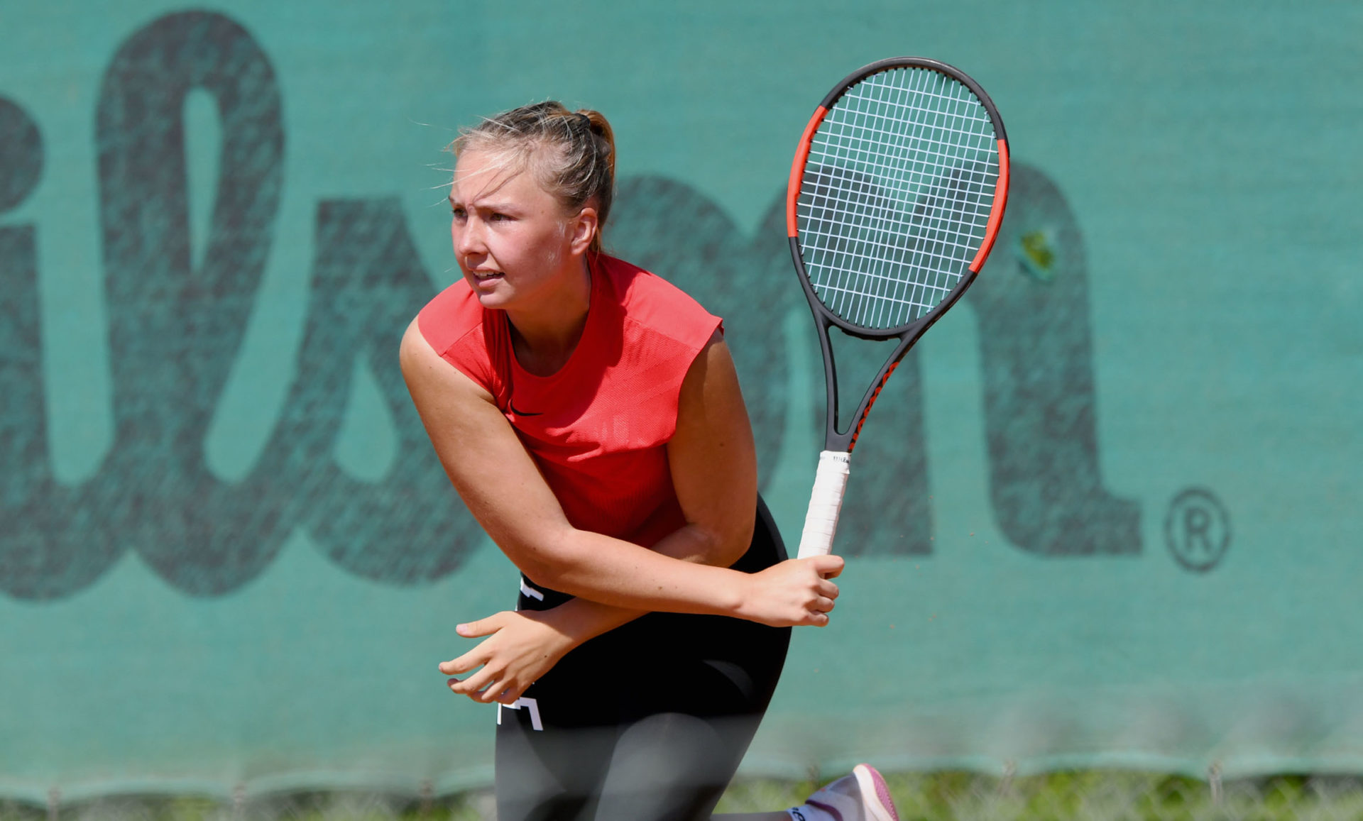 Julia Lövqvist (Foto: Henrik Gustavsson/SweTennis)