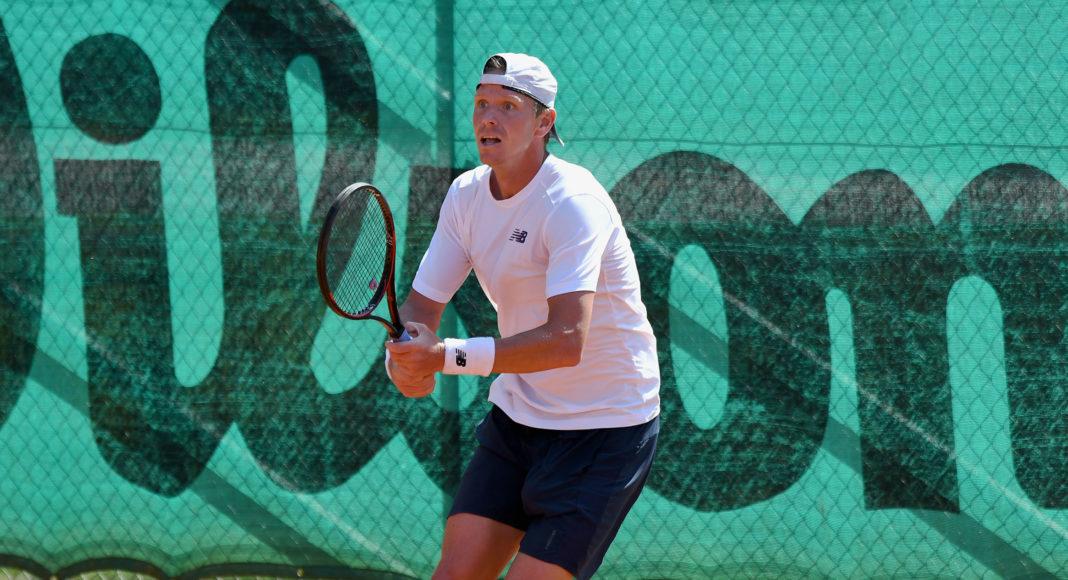 Markus Eriksson (Foto: Henrik Gustavsson/SweTennis)