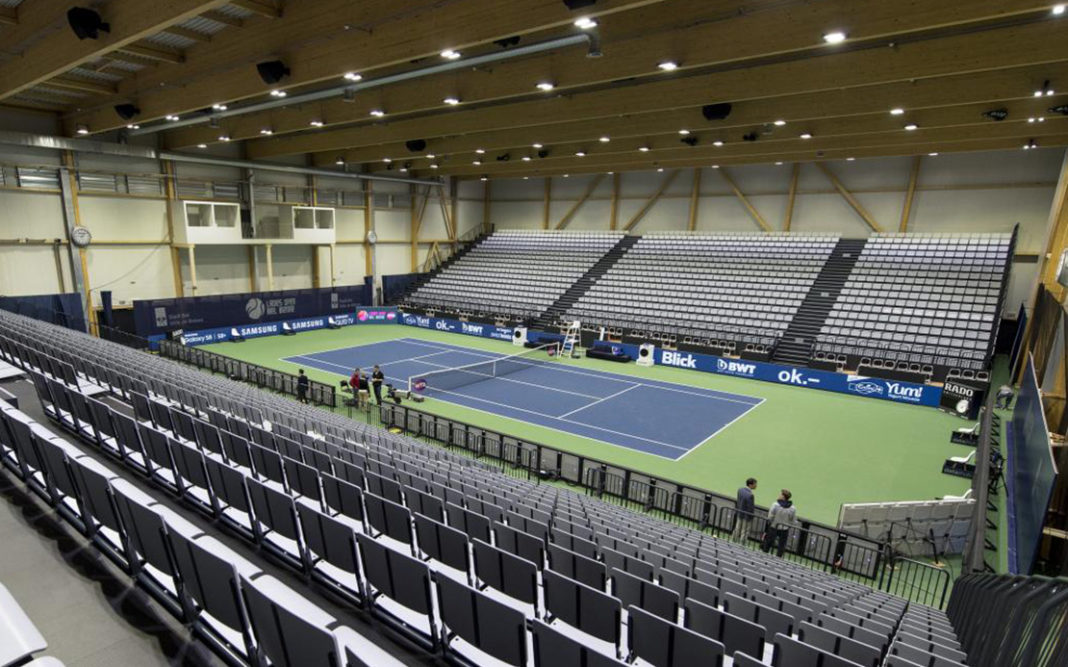Swiss Tennis Arena (Foto: Thomas Michel/Swiss Tennis)