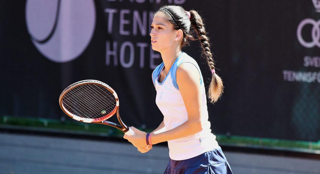 Isabella Shinikova (Foto: Henrik Gustavsson/SweTennis)