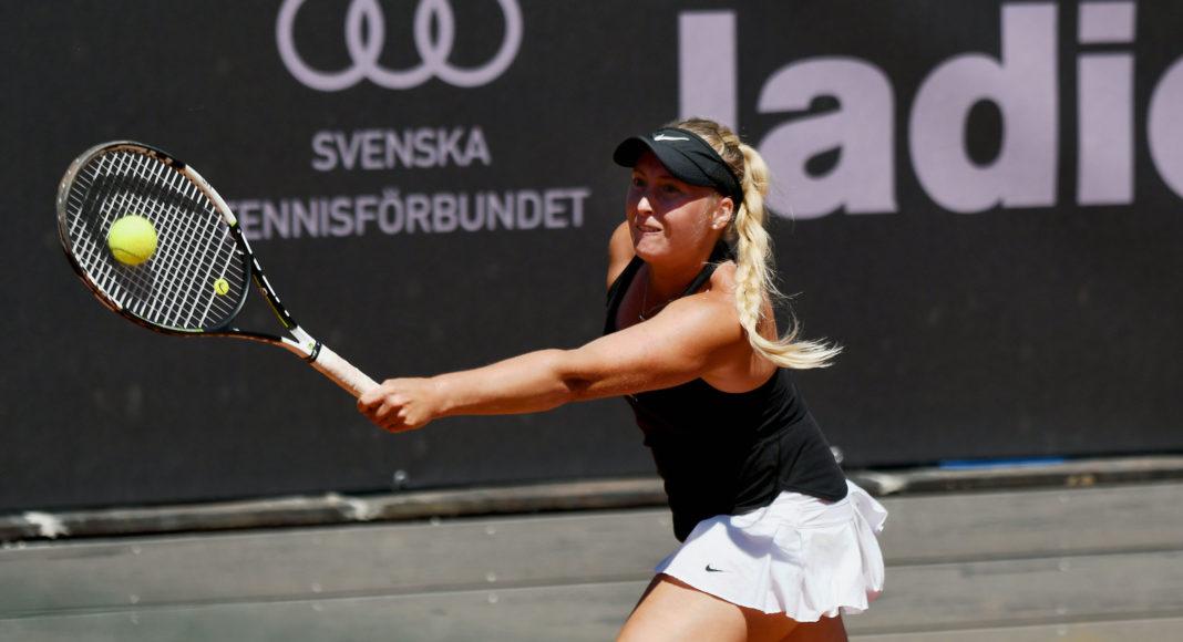 Julia Wachaczyk (Foto: Henrik Gustavsson/SweTennis)