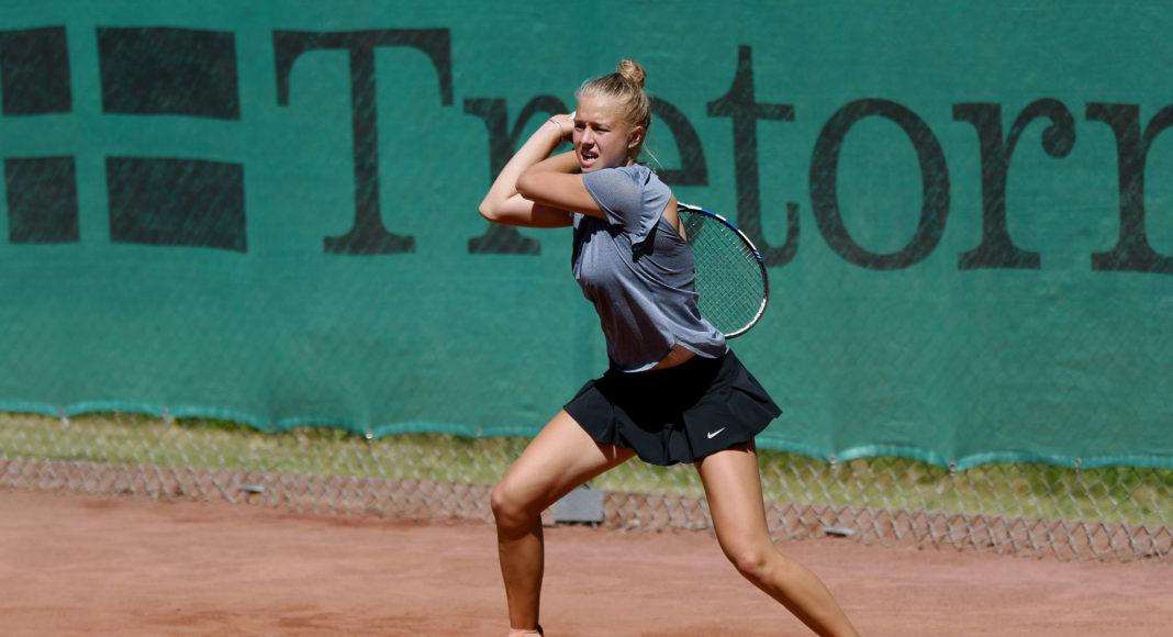 Lisa Zaar (Foto: Henrik Gustavsson/SweTennis)