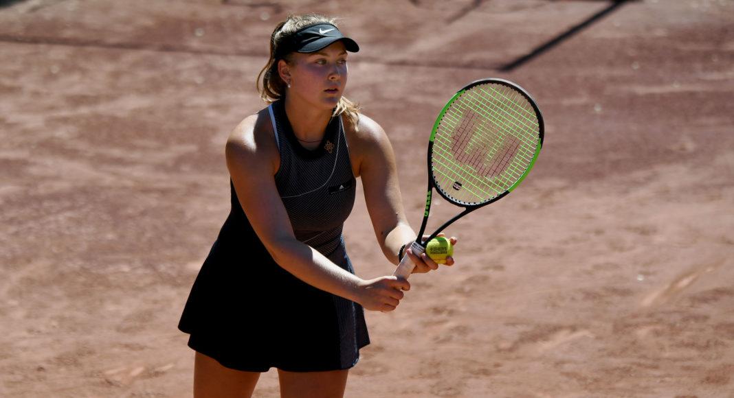 Maja Radenkovic (Foto: Henrik Gustavsson/SweTennis)