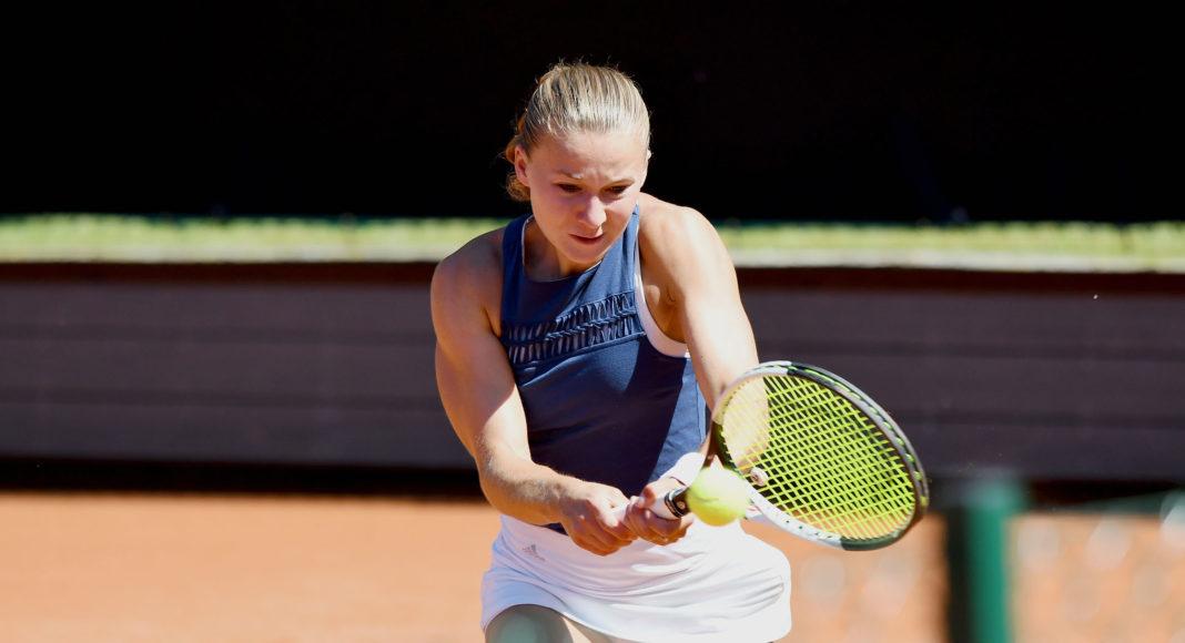 Malene Helgö (Foto: Henrik Gustavsson/SweTennis)