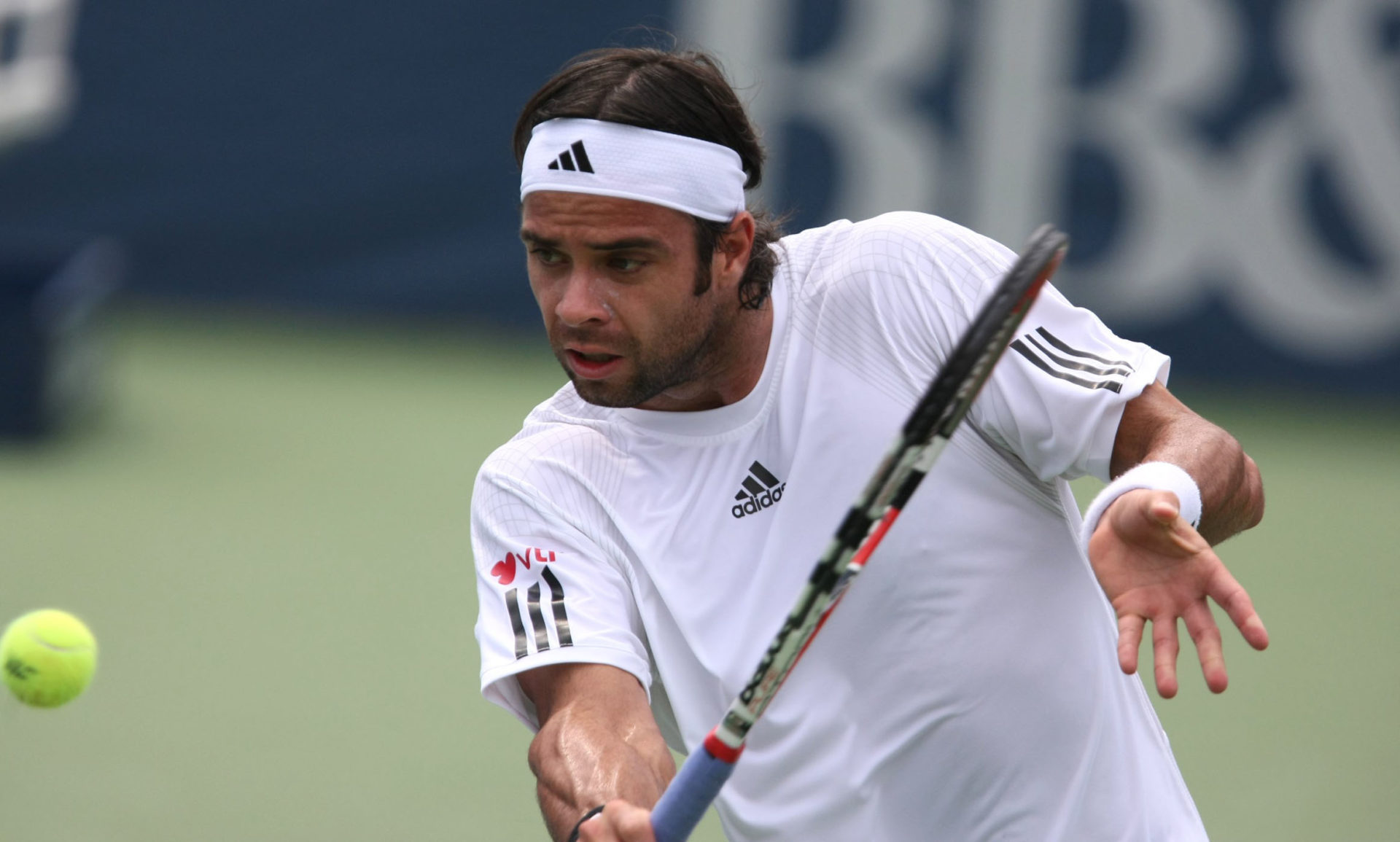 Fernando Gonzalez som aktiv - här i US Open 2009 (Foto: Keith Alison/CC BY 2.0)