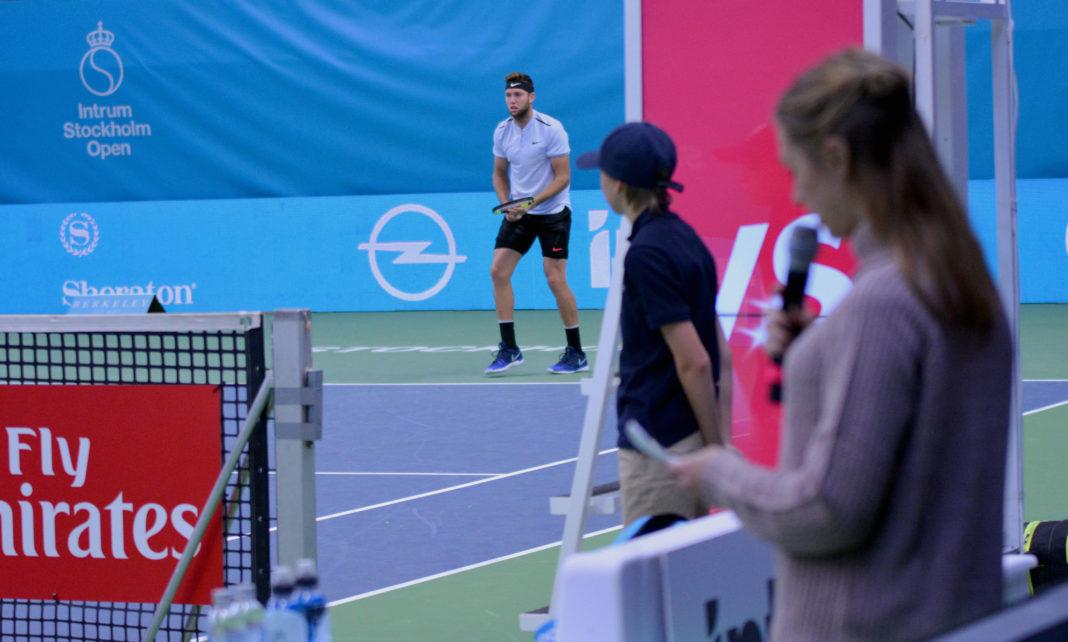 Stockholm Open och Kungliga Tennishallen (Foto: Henrik Gustavsson/SweTennis)