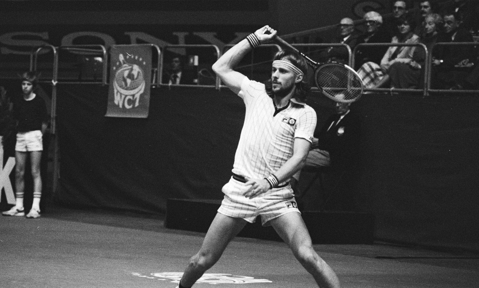 Björn Borg - vilka svenskar har varit topp 100 på ATP-rankingen?