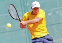 Kevin Chahoud (Foto: Tennis Europe)
